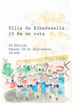 10 Km Villa de Ribadesella