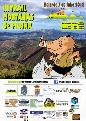 Trail Montañas de Piloña - 9Km
