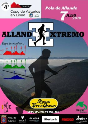 Allande Extremo - Speed Trail