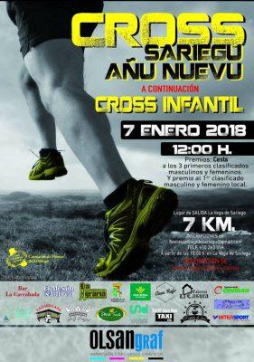Cross Añu Nuevu - Sariegu