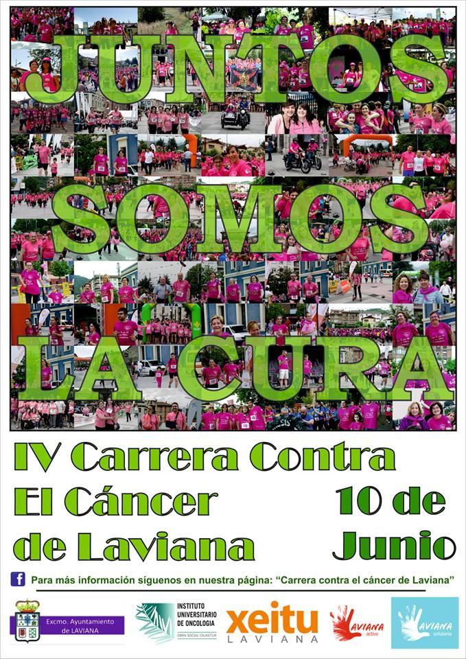 Carrera Contra El Cáncer De Laviana Carreras Populares En Asturias La Nueva España