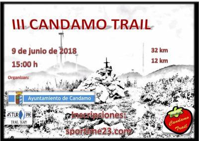 Candamo Trail - 30km