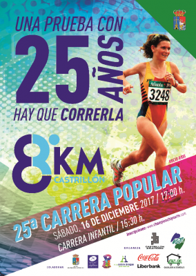 "Carrera Popular ""8 Km de Castrillón"""