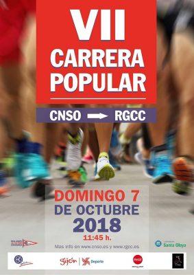 Carrera Popular RGCC – CNSO