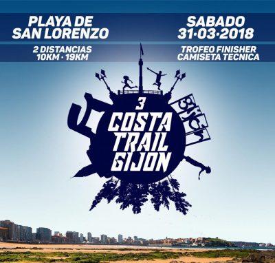 Costa Trail Gijón - 10Km