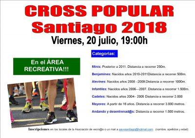 Cross Popular Santiago