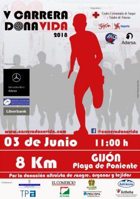 Carrera Dona vida - Gijón