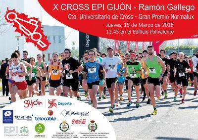 Cross EPI-Campus de Gijón