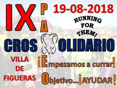 """Cross paseo solidario """"Villa de Figueras"""""""