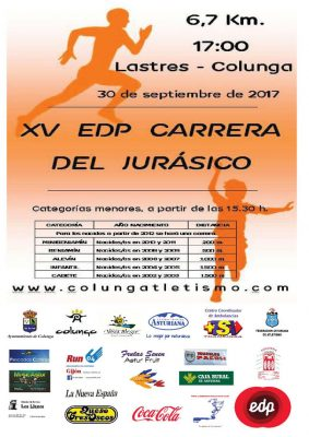 Carrera Popular del Jurásico