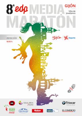 """Media Maratón Gijón """"Villa de Jovellanos"""""""