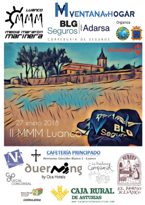 Media Maratón Marinera (Relevos) - Luanco