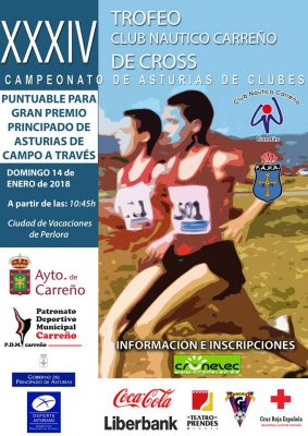 Cross Club Náutico de Carreño - Perlora