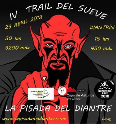 """Trail Costero del Sueve """"El Diantrín"""""""