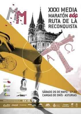 """Media Maratón """"Ruta de la Reconquista"""""""
