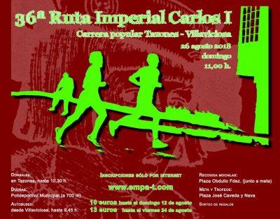 Ruta Imperial Carlos I - Tazones- Villaviciosa
