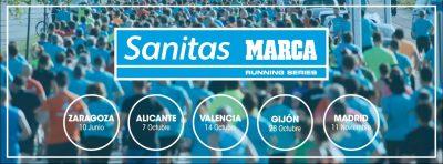 Sanitas Marca Running Gijón