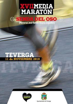 "Media Maratón ""Senda del Oso"""