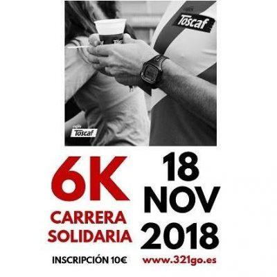 Carrera Solidaria Cafés Toscaf