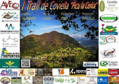 """Trail de Coviella """"Picu La Cerica"""""""