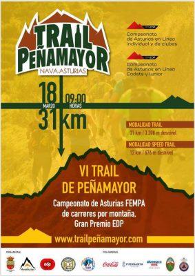 Speed Trail de Peñamayor