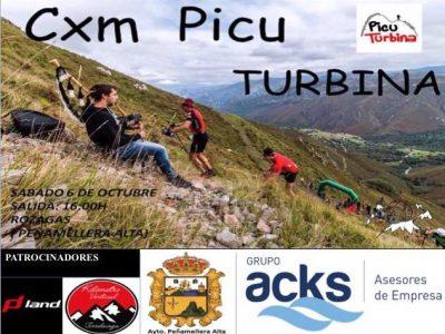 Carrera por Montaña (CxM) Picu Turbina