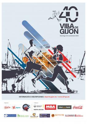 """Cross """"Villa de Gijón"""""""