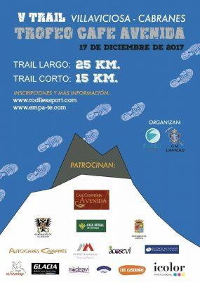 Trail Villaviciosa - Cabranes - Corto