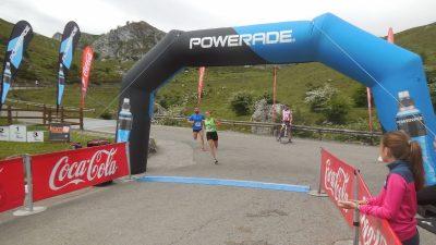 Subida Lagos de Covadonga