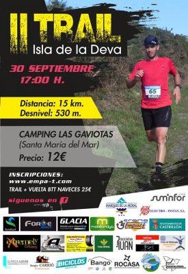 Trail Isla de la Deva