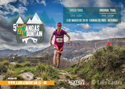 27 Kangas Mountain Original Trail 31Km