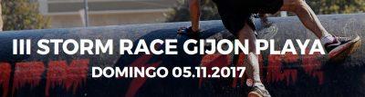 Storm Race Gijón Playa