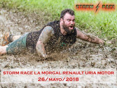 Storm Race Llanera