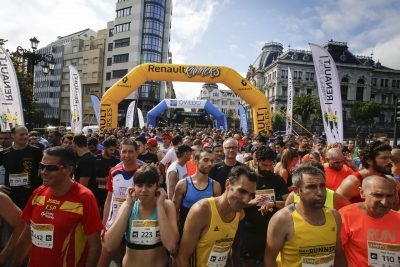 Renaul Street Run Oviedo