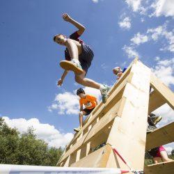 Fotos Gladiator Race de Siero