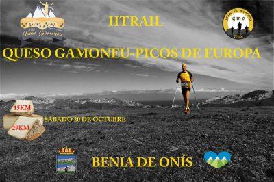 Trail Queso Gamoneu Picos de Europa - Carrera Corta