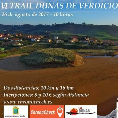 Trail - Cross Las Dunas de Verdicio - 10Km