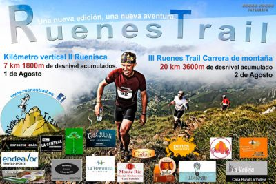Ruenes Trail