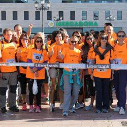 Fotos Subida a pie al Monte Naranco por la Salud Hepática