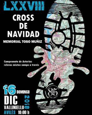 Cross de Navidad (Avilés) - Memorial Toso Muñiz