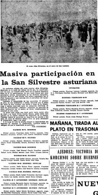 San Silvestre Gijón