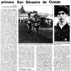 Fotos San Silvestre Oviedo