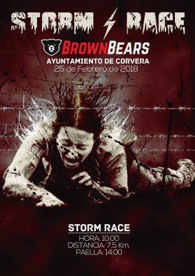 Storm Race Corvera