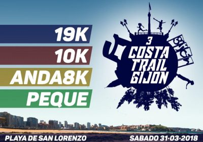 Costa Trail Gijón - 19K