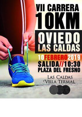 10 Km Oviedo - Las Caldas Villa Termal