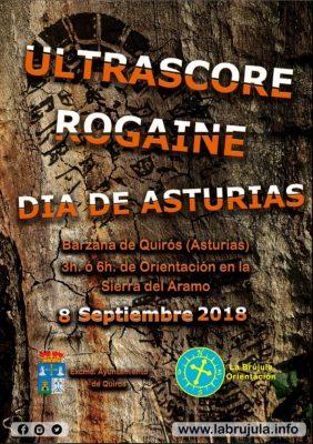 Rogaine Quirós Día de Asturias