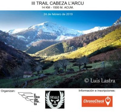 Trail Cabeza L'Arcu