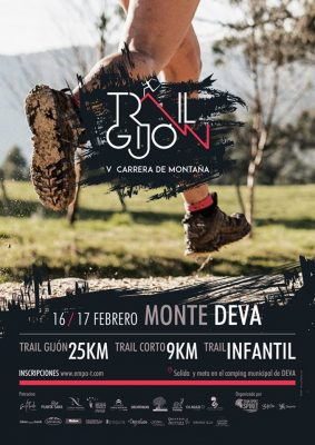 """Carrera de Montaña """"Trail Gijón"""""""