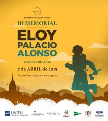 Memorial Eloy Palacio Alonso - Bomberos Ciudad de Oviedo