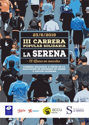 Carrera Popular Solidaria La Serena
